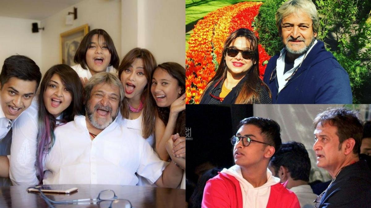 Mahesh Manjrekar Family | Satya Manjrekar | Mahesh Manjrekar Son
