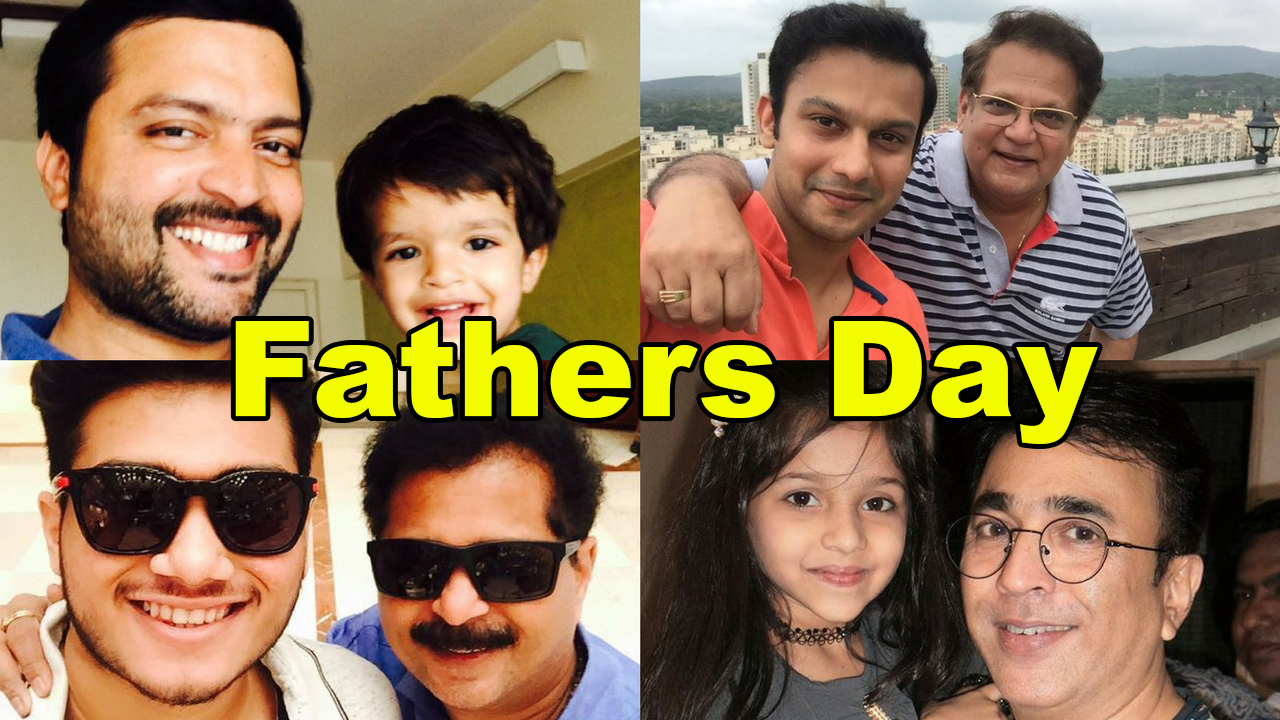 Fathers Day: Marathi Actors who are Fathers in Real life