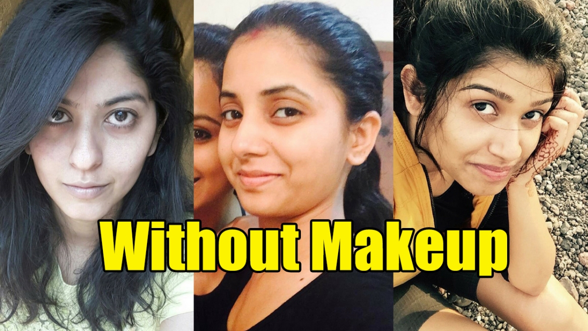 Zee Marathi Actress Without Makeup Look